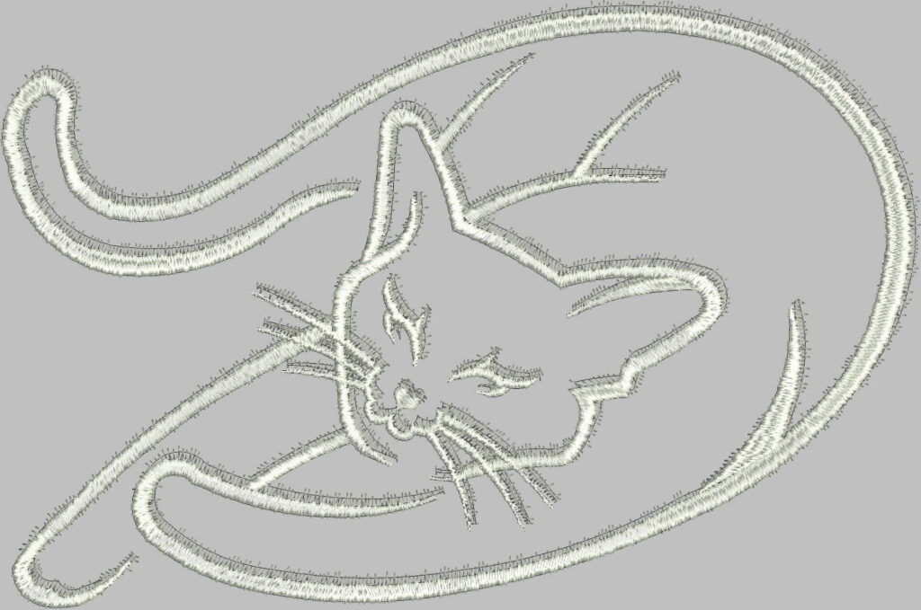 бесплатная программа вышивки кот от промосфера