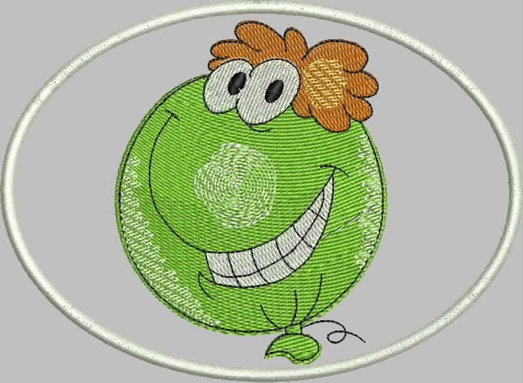 бесплатная программа вышивки шарик 2 от промосфера