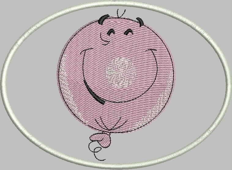 бесплатная программа вышивки шарик от промосфера