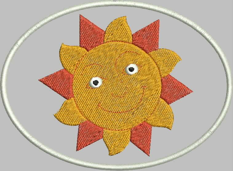 бесплатная программа вышивки солнце от промосфера