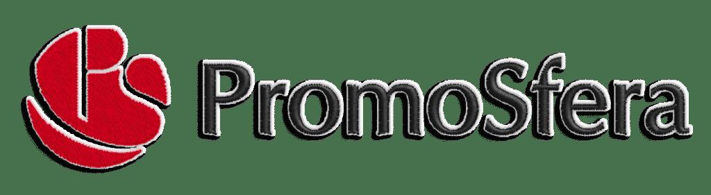 логотип промосфера киев компьютерная вышивка на заказ